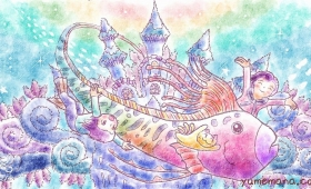 虹のお城の王女さま A Princess of the Rainbow Castle
