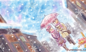 雪の日に On a Snowy Day
